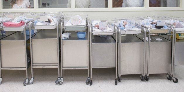 South African Toddlers 'Swapped At Birth' Shouldn't Be Exchanged, Court Adviser Says