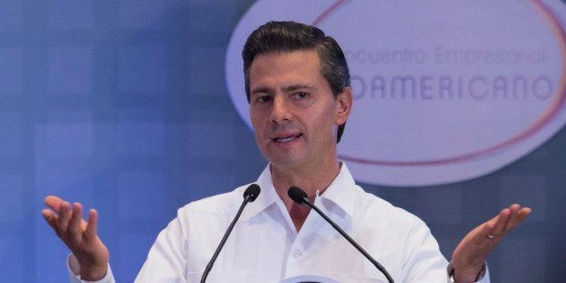 Obama Should Not Prop Up Mexico's President