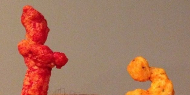 'Cheese Curls Of Instagram' Art Will Make You Love Cheetos Even More | HuffPost Life