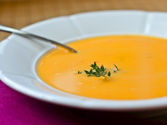 5 Fall Soups to Warm You Up