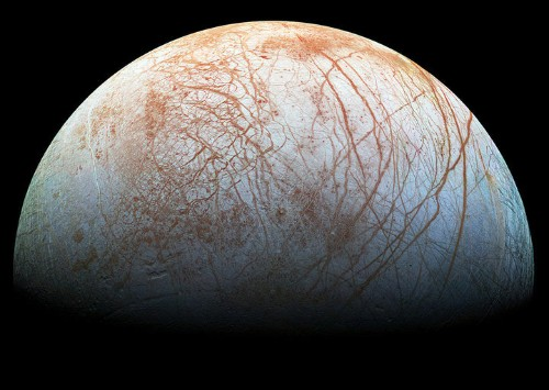 Jupiter's Ocean Moon Europa May Be A Good Place To Swim, But Could We Live There?