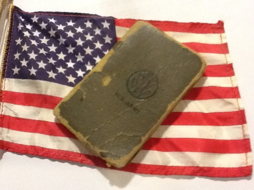 A World War II Veteran's Lost Diary Finally Comes Home