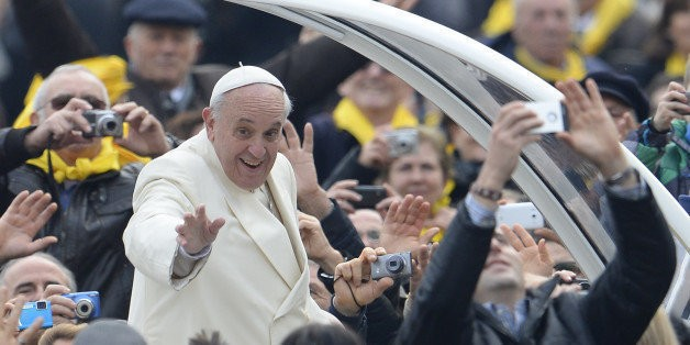 Pope Francis and People with Mental Disorders | HuffPost Life