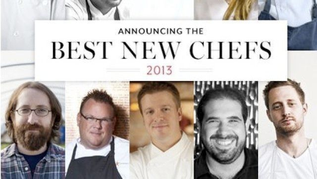 Best New Chefs 2013: 'Food & Wine' Announces 25th Annual Awards   HuffPost Life