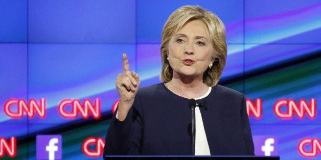 How Secretary Clinton Undermined Feminism Last Night