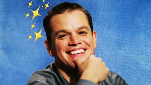 How Weinstein And The Hollywood Machine Created 'Good Guy' Matt Damon