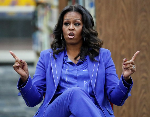 Michelle Obama Has Paved The Way For More BAME Women To Share Their Struggles