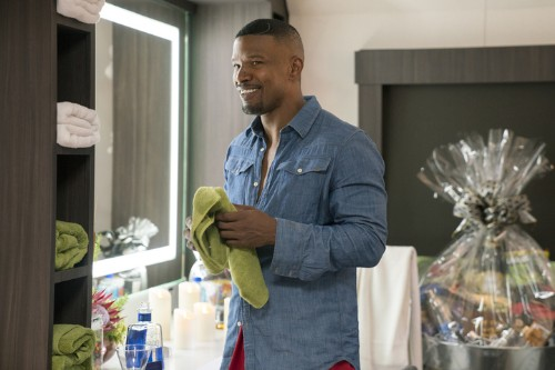 Jamie Foxx And Jay Pharoah In 'White Famous': Hey, Cashing In, Selling Out, What's the Difference, Really?