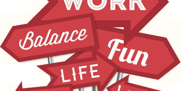 Why ' Work-Life Balance' Talk Might Make Us More Stressed Out | HuffPost Life