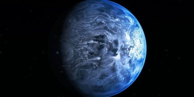 Blue Alien Planet Has Molten Glass Rain & Unusual Atmosphere, New Observations Show