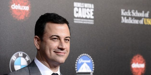 Hey, Jimmy Kimmel, Find a Different Funny
