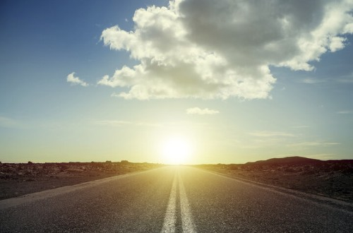 Daily Meditation: The Long Journey