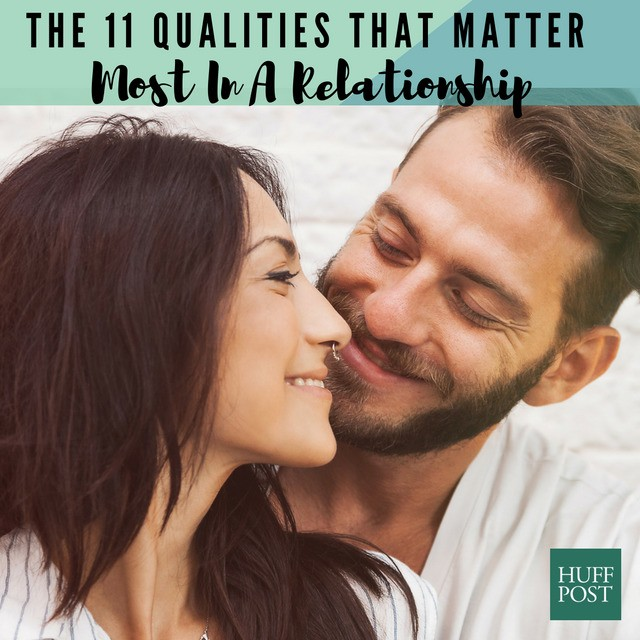 11 Qualities Every Truly Happy Relationship Has In Common | HuffPost Life