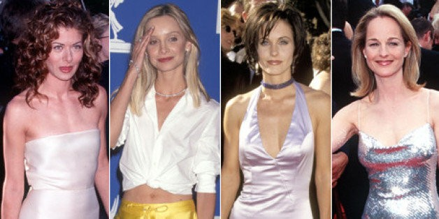 Emmys '90s Fashion Was A Thing Of Wonder (PHOTOS) | HuffPost Life