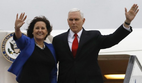 I Was A Gay Student At The Evangelical Christian School Where Karen Pence Now Teaches