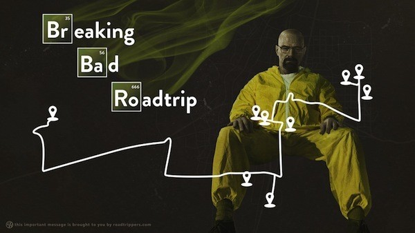 Tread Lightly on This Breaking Bad Road Trip