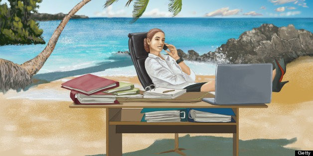 How To Make Your Desk Feel Less Like Prison, More Like Paradise