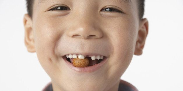 Eating Nuts During Pregnancy Could Curb Kids' Allergies, Study Says | HuffPost Life