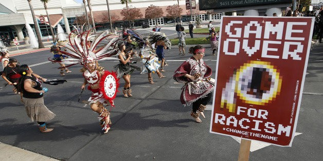 Why The 'Redskins' Name Can't Be Separated From The Bigger Issues Native Americans Face