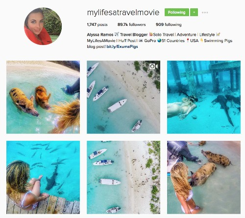 10 Best Travel Instagram Accounts to Follow Around the World