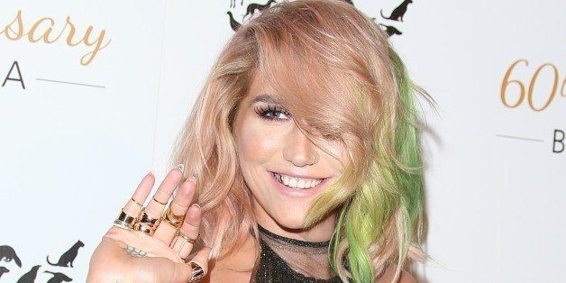 Kesha Is Crazy Beautiful On The Red Carpet For The First Time Since Rehab