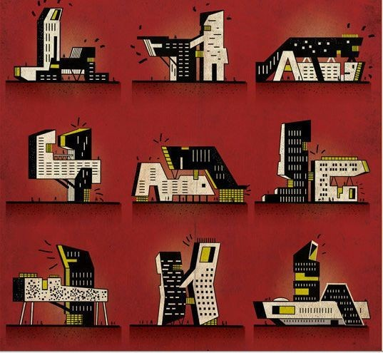 There Is Now A Kama Sutra Of Architecture