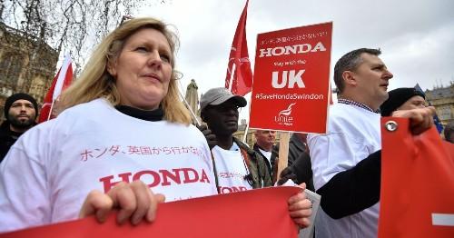 Honda Confirms Swindon Plant Closure Will See 3,500 Jobs Lost