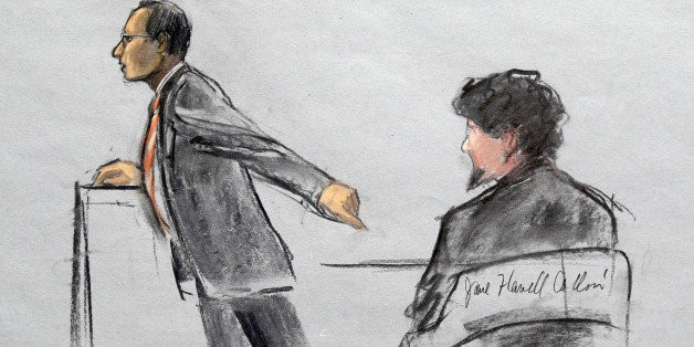 Defense Highlights Tamerlan Tsarnaev's Mean Streak, Father's Paranoia