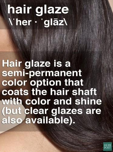 What's The Big Difference Between Hair Glaze And Normal Dye?