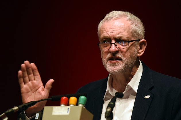 Jeremy Corbyn Tells Labour MPs To Stop Arguing In Public And Turn Their Fire On The Tories
