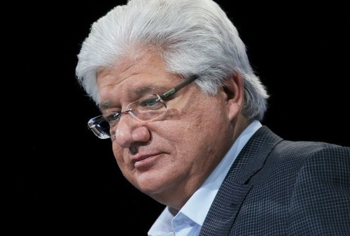 If Mike Lazaridis Can't Save BlackBerry, He'll Try To Save Waterloo