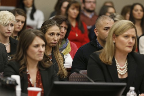 The Women Who Built The Case That Brought Down Larry Nassar