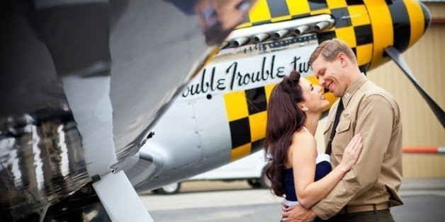 Wedding Theme You May Not Have Considered: Aviation | HuffPost Life