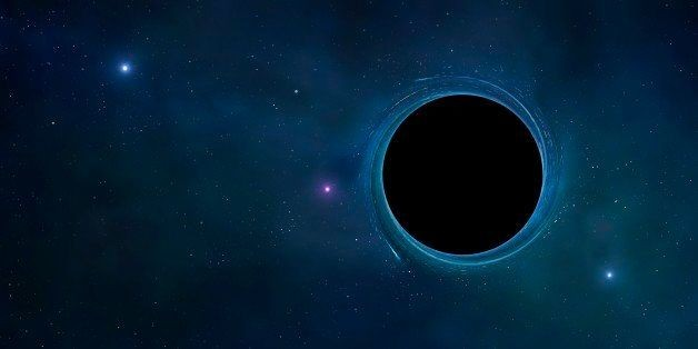 This Physicist Says She Has Proof Black Holes Simply Don't Exist
