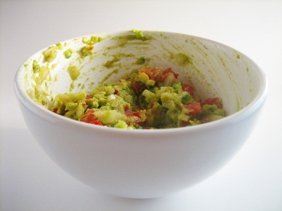 The Easiest Guacamole Ever, in Two, Three, or Six Ingredients