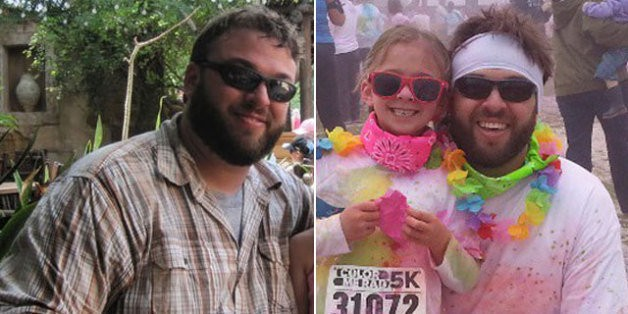 After Conquering A Fear Of The Gym, Hank Hanna Lost 105 Pounds And Completed A Half Ironman