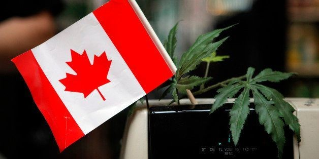 New Canadian Prime Minster Plans to Legalize Marijuana