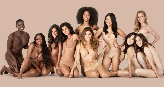 'Nude' Underwear Just Got A Much-Needed Makeover