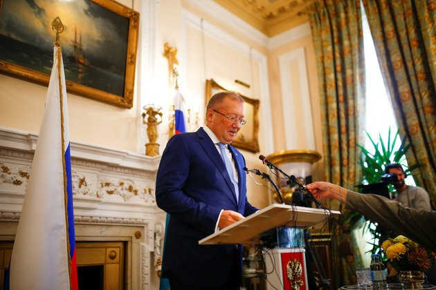 Russia's Press Conference Denying Sergei Skripal Poisoning Was As Bizarre As You'd Expect