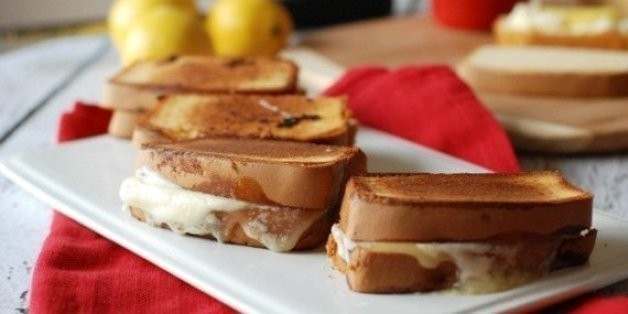 The Best Idea Ever: Dessert Grilled Cheese   HuffPost Life