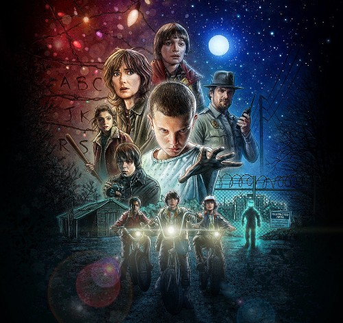 The Ultimate Poster Art For Every Person Who Binge-Watched 'Stranger Things'