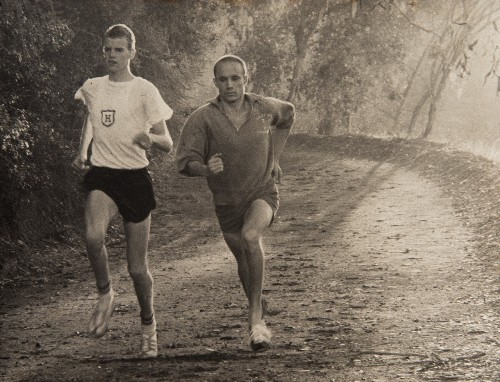 The Spirituality Of Running
