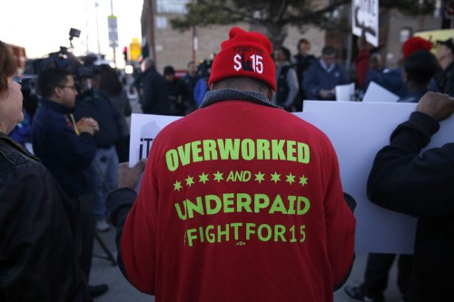 Why Raising The Minimum Wage Probably Won't Fix Income Inequality