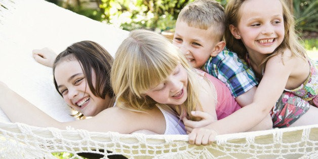 7 Secrets of Highly Happy Children | HuffPost Life