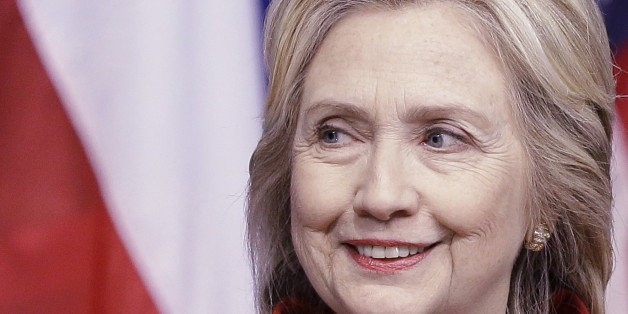 Hillary Clinton Tells Minimum Wage Fast Food Workers: 'I Want To Be Your Champion'