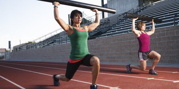 Can CrossFit Improve Running? | HuffPost Life