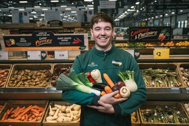 Morrisons Is Introducing Plastic-Free Fruit And Veg Aisles In 60 Of Its Stores