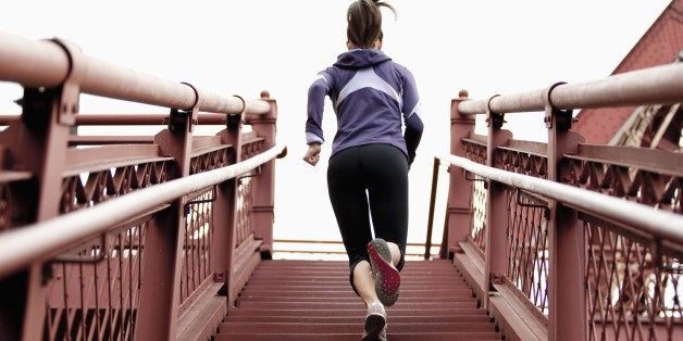 The Ultimate Staircase Workout For Serious Fitness Gains