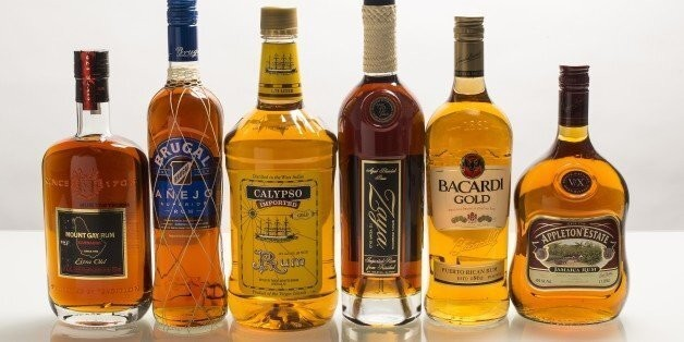 Taste Test: The Best Brands Of Rum For Making Rum & Coke