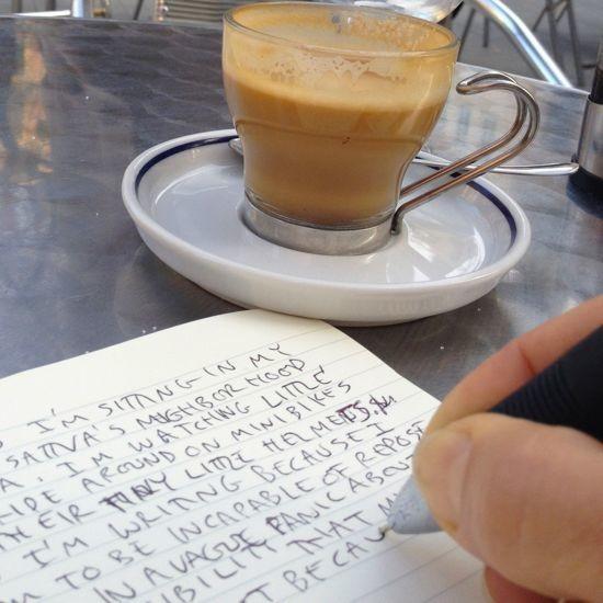 Move, Meditate, Write: The Yoga of Writing